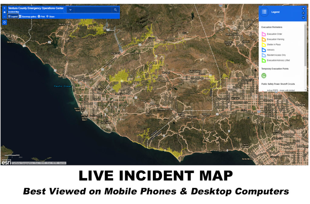 Live Incident Map